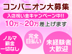 入店祝い金キャンペーン実施中!<br />