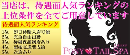 Pony Tail SPA谷九店