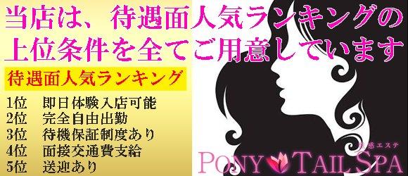 Pony Tail SPA谷九店