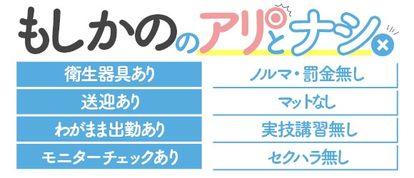 新感覚恋活ソープもしも彼女が〇〇だったら…福岡中洲本店