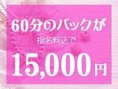 現在の最高指名バックが5000円!!頑張っている女の子を応援します!