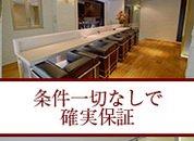 新しい環境で本当に稼げるか不安という方には最低5万円~必ず確実に保証致します!