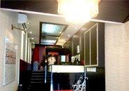 キレイで豪華な入口です。いつも、笑顔のスタッフが沢山のお客様をお出迎えします♥