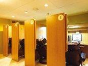 30部屋も有る待機室の一部風景です。【マンキより奇麗】