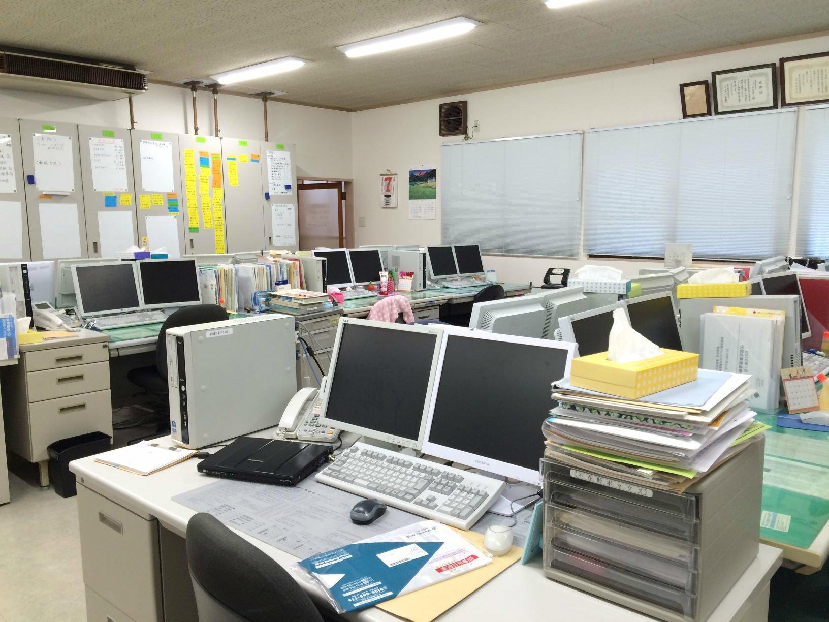 事務所です。