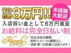 入店お祝い金6万円進呈!!