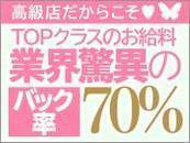 名古屋で唯一の高級ホテルヘルスです。高級店ならではの最低バックでも高収入、最高は70%と破格のお給料を実現致しました。