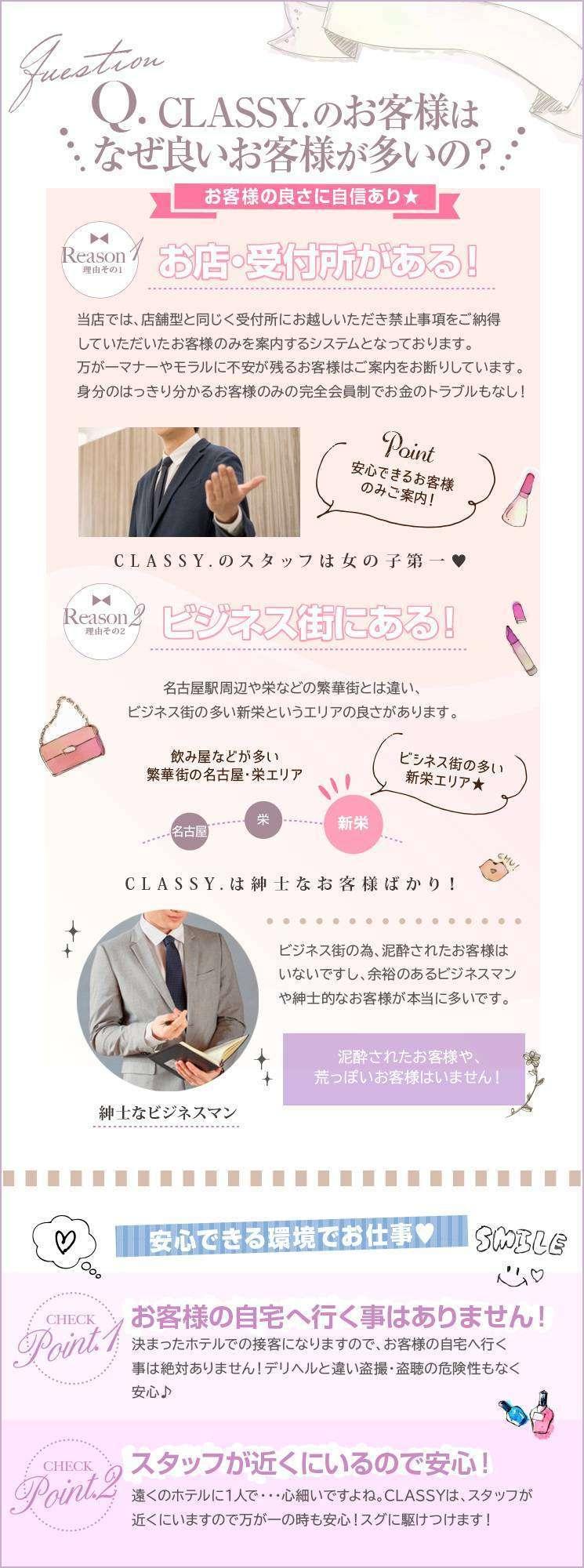 Classy名古屋○○さん