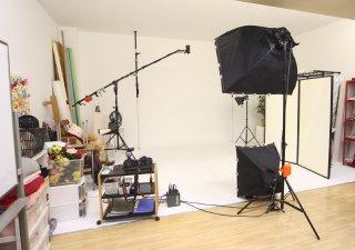 入店が決まればグループのスタジオで早速撮影!稼いでもらう為にもいち早くWEBにアップします。