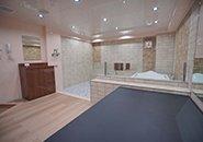個室はスタッフが清潔に保ちます